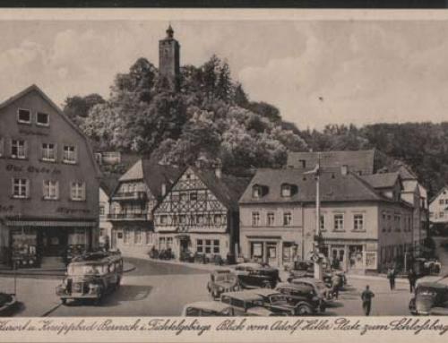 Ansichten von Bad Berneck